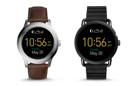 DEAL: Fossil Android Wear Watches 25% Off, Q Founder as