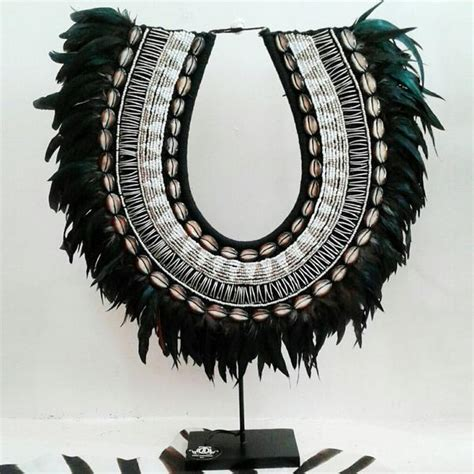 Love Large - Stunning Shell Bead and Feather Tribal