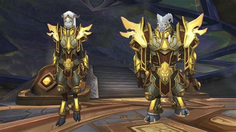 Lightforged Draenei Allied Race Leveling Guide (20-110