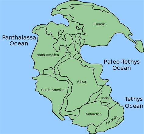 File:Pangea continents and oceans