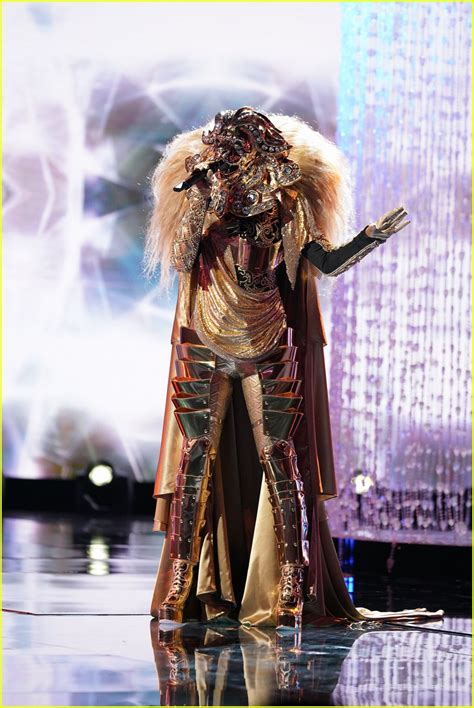 The Lion on 'The Masked Singer': Rumer Willis Says It's