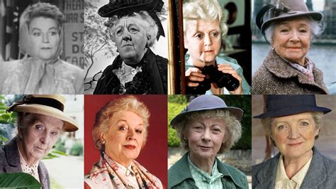 Poll: Who is the best ever Miss Marple actress? Vote here