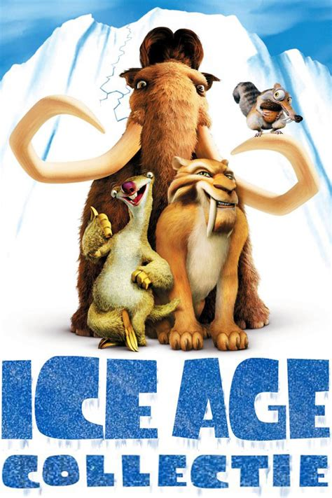 All movies from Ice Age Collection saga are on movies