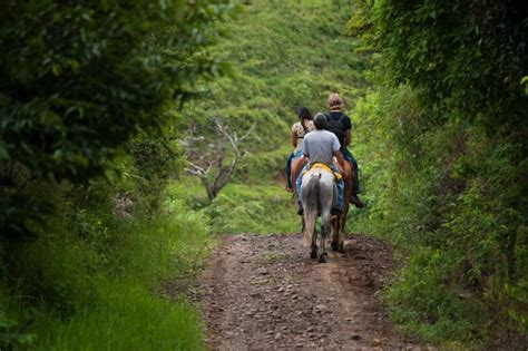 Horseback riding is a great way to tour Costa Rica - Go