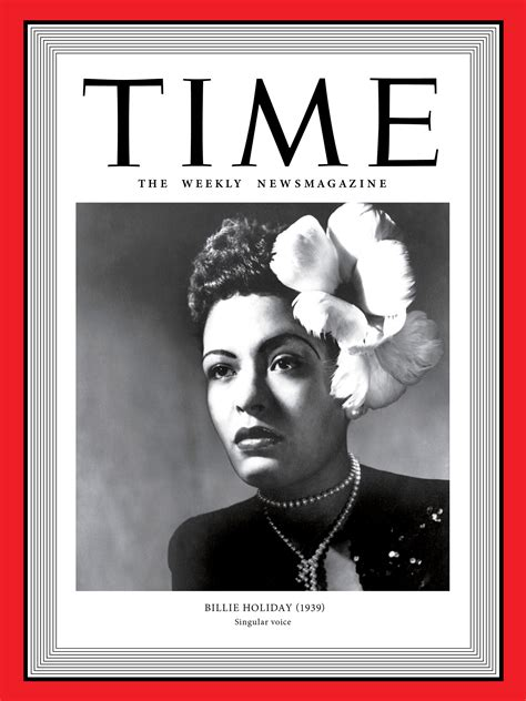 Billie Holiday: 100 Women of the Year | Time