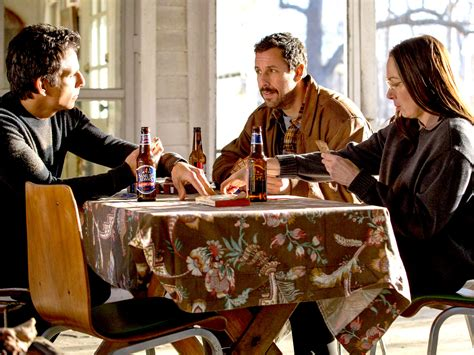 The Meyerowitz Stories review – Little White Lies