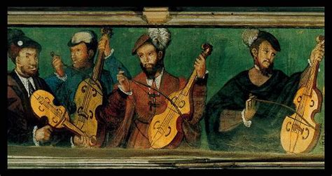 Baroque and Modern Stringed Instruments