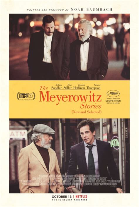 The Meyerowitz Stories (New and Selected) (2017) | Film