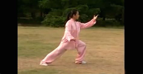 24 Form of Tai Chi Video