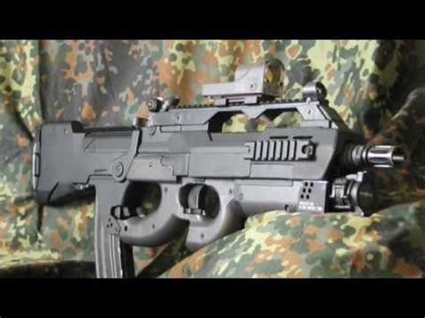 coolest airsoft mod - YouTube