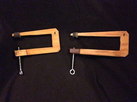 Shopmade Luthier Tools #26: A few deep reach clamps - by