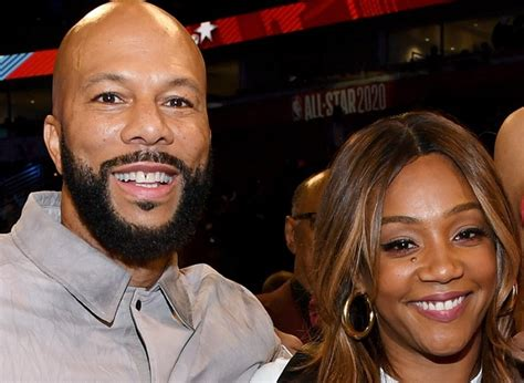 Tiffany Haddish Breaks Up With Common: 'Stay Strong Cause