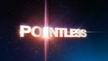 The Pointless Archive