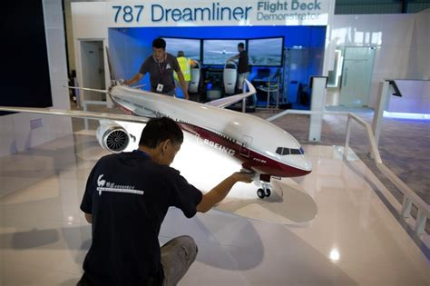 Boeing Plans New Tactics to Sell Existing 777 - WSJ