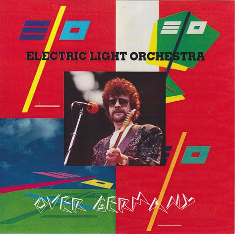 Electric Light Orchestra / Over Germany / 1CDR – GiGinJapan