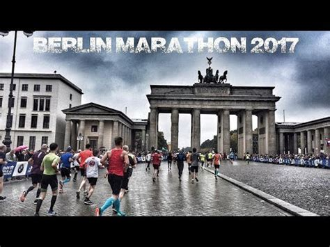 Berlin Marathon - Course Overview in 10 Minutes - YouTube