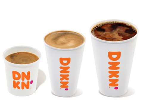 Food and Drinks | Dunkin'®