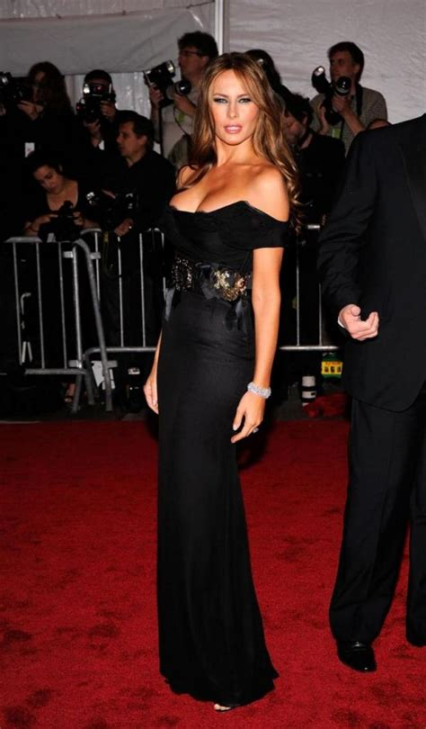 Meet Melania Trump - The First Lady Of The USA - fashionsy