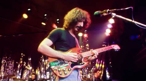 See Frank Zappa Shred on Guitar in 'Roxy: The Movie