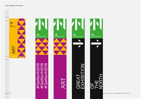 Build – Dynamic brand identity for Great Exhibition of the