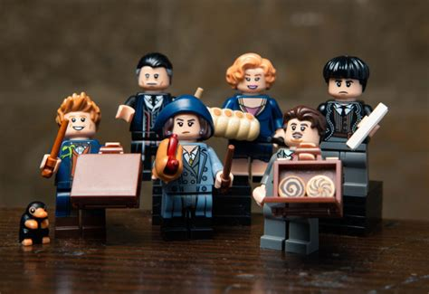 LEGO's Next Series Of Blind-Bagged Minifigs Will All Be