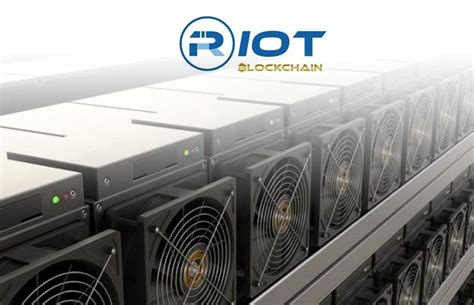 Riot Blockchain Buys 1,040 Bitmain Antminer S19s, Will Its