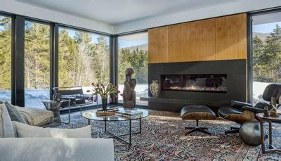 11 Must-See Houses in The Woods: Beautiful Modern Forest
