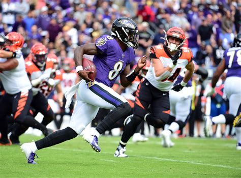 Lamar Jackson First Quarterback To Be Nominated For