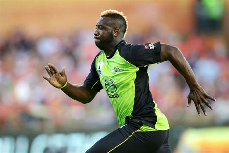 Andre Russell: West Indies star banned for one year