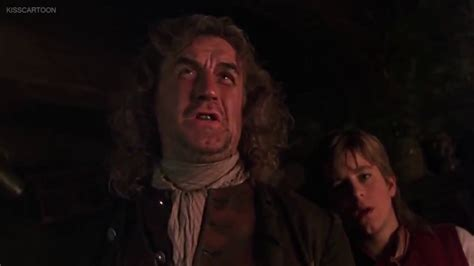 Muppet Treasure Island: How does she bloody do that