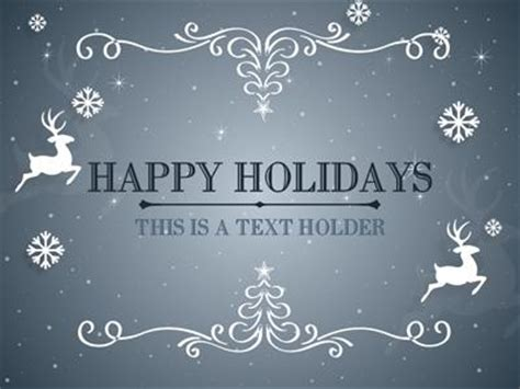 Powerpoint-Holiday-Template – The highest quality