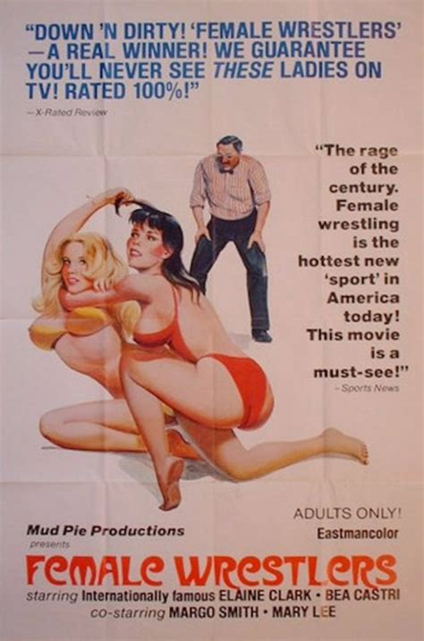 30 Vintage X-Rated Film Posters With Some Pretty Hilarious