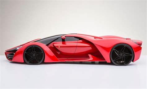 The coolest Ferrari F80 concept you will ever see