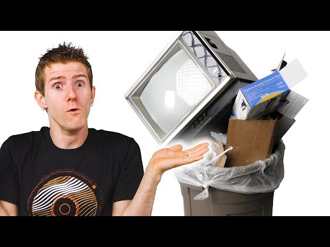 Computer Technology: Crt Monitor - Stock Picture I1355989