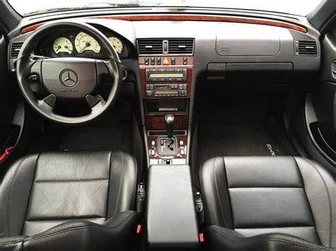 Low mileage 1998 Mercedes-Benz C43 AMG - Rare Cars for