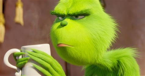 The Grinch Trailer Is Here: Benedict Cumberbatch Is the