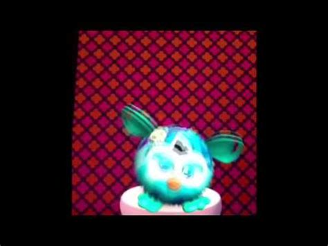 Playing the Furby Boom app with no Furby - YouTube