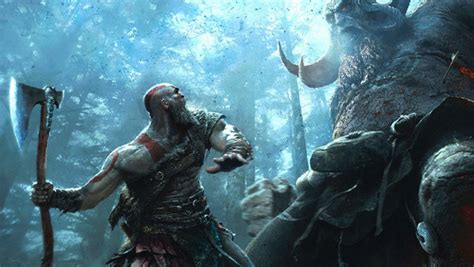 God Of War 4: 10 Things We Know About Kratos' Next Adventure