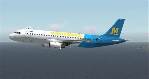 Airbus A320-100 for FS2004