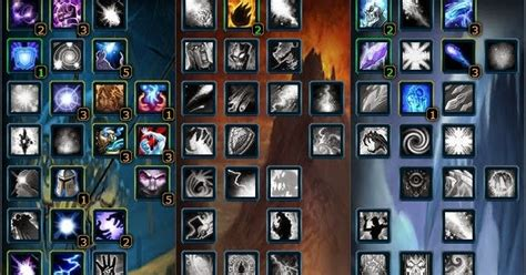 PVP ARCANE MAGE TALENT GUIDE WOW WOTLK 3