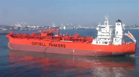 The world's largest stainless steel chemical tankers