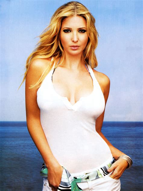 30 Ivanka Trump Sexy Images That Will Make You Fall For
