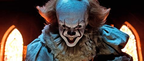 Pennywise Strikes a Pose in a Sinister New 'It' Photo