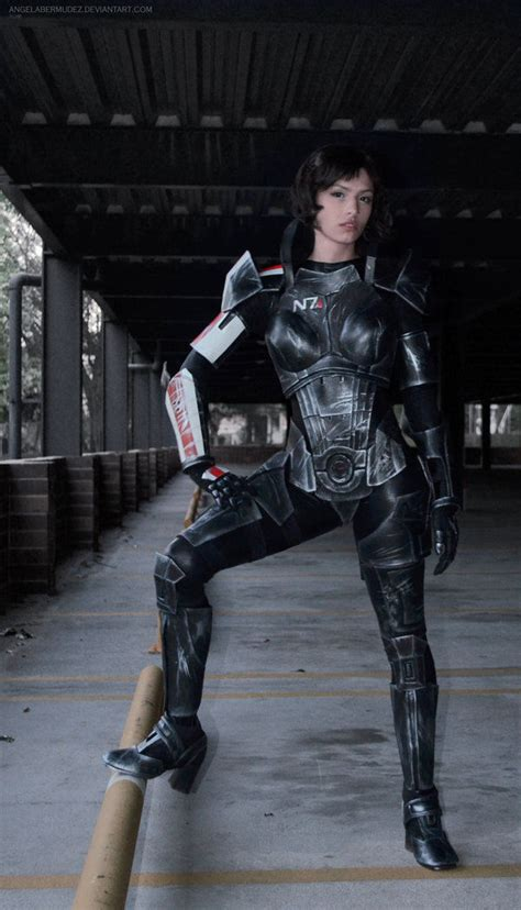 Super-Hot and Sexy Mass Effect Cosplay (9 pics) - Izismile