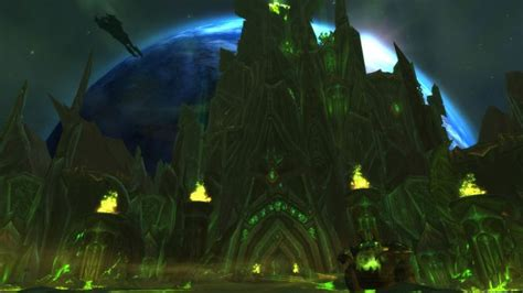 Know Your Lore TFH: Argus and the Twisting Nether