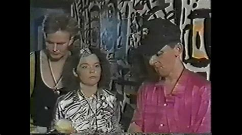 The Sugarcubes - MTV 120 Minutes Chicago News Footage