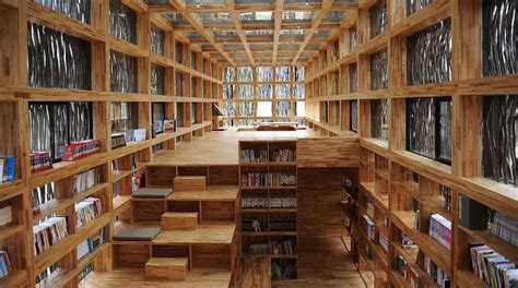 How a little library in rural China won a $100,000