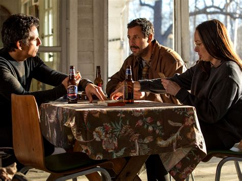 The Meyerowitz Stories – first look review