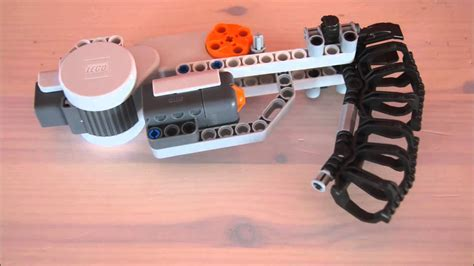 LEGO nxt gun + instructions *10 SUBS SPECIAL* - YouTube