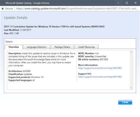 Microsoft releases KB4051963, KB4052342, KB4055237 and